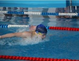 Внутришкольные соревнования по плаванию