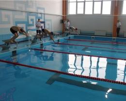 Первенство ДЮСШ по плаванию