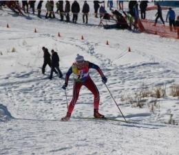 Чемпионат по лыжным гонкам памяти В.М.Пименова
